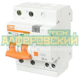 avtomaticheskij vykljuchatel differencialnogo toka tdm electric sq0204 0011 ad12 2r 25 a 30ma 5ddcfa5093d6c 300x300 - Автоматический выключатель дифференциального тока TDM Electric SQ0204-0011 АД12 2Р, 25 А, 30мА