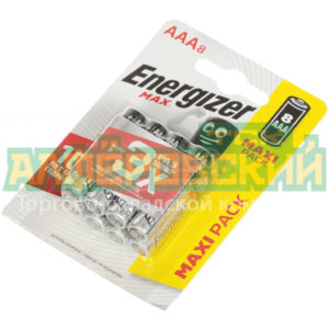 batarejka energizer max aaa lr3 e92 bp8 8 sht 5ddd3624ac701 300x300 - Батарейка Energizer MAX ААA LR3/E92 BP8, 8 шт