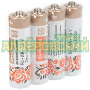 batarejka tdm electric r6 aa zinc carbon 1 5v sh 4 narodnyj sq1702 0020 cena za 4 sht 5ddd34977d746 300x300 - Батарейка TDM Electric R6 AA Zinc Carbon 1.5V SH-4 Народный SQ1702-0020, цена за 4 шт
