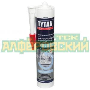 germetik akrilovyj tytan 11510 morozostojkij belyj 310 ml 5ddbe6ffeb628 300x300 - Герметик акриловый Tytan 11510 морозостойкий белый, 310 мл