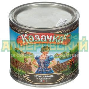 grunt jemal kazachka krasno korichnevaja po rzhavchine 1 9 kg 5ddbd9a81ee32 300x300 - Грунт-эмаль Казачка красно-коричневая по ржавчине, 1.9 кг