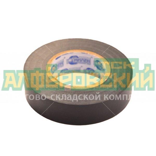 izolenta chernaja 19 mm 20 m 5ddcf01ef0cea 600x600 - Изолента черная 19 мм, 20 м