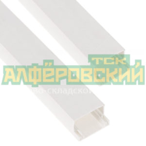 kabel kanal tdm electric belyj 2 m 100h40 mm 5ddd2c80ab3e5 300x300 - Кабель-канал TDM Electric белый, 2 м, 100х40 мм