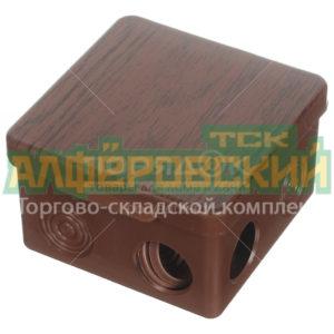 korobka raspajachnaja tdm electric sq1401 0612 7 vhodov buk 80h80h50 mm 5ddd2ec9e14ad 300x300 - Коробка распаячная TDM Electric SQ1401-0612 7 входов бук, 80х80х50 мм