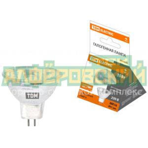lampa galogennaja tdm electric sq0341 0008 35 vt gu5 3 5ddcd103d127a 300x300 - Лампа галогенная TDM Electric SQ0341-0008 35 Вт GU5.3