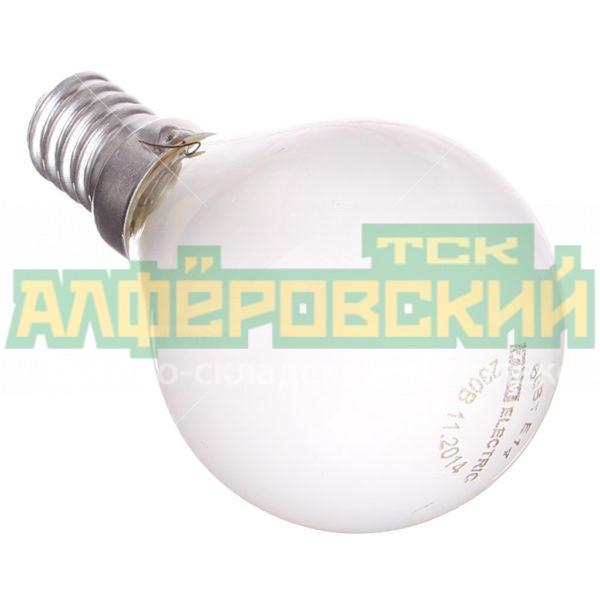 lampa nakalivanija tdm electric shar sq0332 0007 60 vt e14 matovaja 5ddcd1e2104e1 600x600 - Лампа накаливания TDM Electric Шар SQ0332-0007 60 Вт E14, матовая