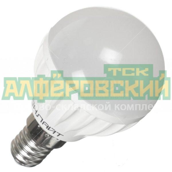 lampa svetodiodnaja onlajt g45 6 230 4k e14 6 vt e14 holodnyj belyj svet 5ddcd44e16c0b 600x600 - Лампа светодиодная Онлайт G45-6-230-4K-E14, 6 Вт, E14, холодный белый свет