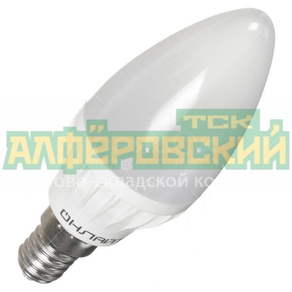 lampa svetodiodnaja onlajt oll c37 6 230 4k e14 fr 6 vt e14 holodnyj belyj svet 5ddcd4596cef7 600x600 - Лампа светодиодная Онлайт ОLL-C37-6-230-4K-E14-FR, 6 Вт, E14, холодный белый свет