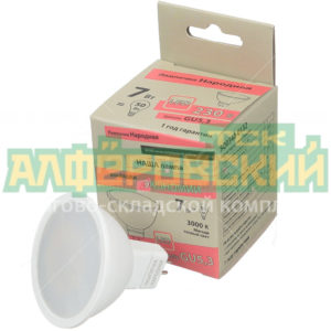 lampa svetodiodnaja tdm electric sq0340 0132 7 vt gu5 3 teplyj belyj svet 5ddcd3709f48c 300x300 - Лампа светодиодная TDM Electric SQ0340-0132 7 Вт GU5.3 теплый белый свет