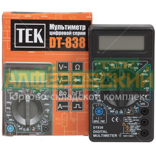 multimetr cifrovoj resanta dt 838 5ddcf019063e1 600x600 - Мультиметр цифровой Ресанта DT-838