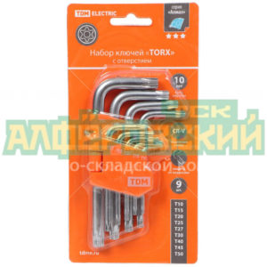 nabor kljuchej tdm electric torx sq1021 0102 9 sht t10 t50 5ddc448b62007 300x300 - Набор ключей TDM Electric Torx SQ1021-0102 9 шт, Т10-Т50