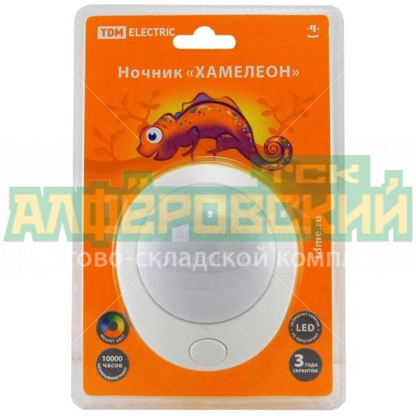 nochnik tdm electric sq0357 0007 0 5 vt 5ddcd44f40209 600x600 - Ночник TDM Electric SQ0357-0007, 0.5 Вт