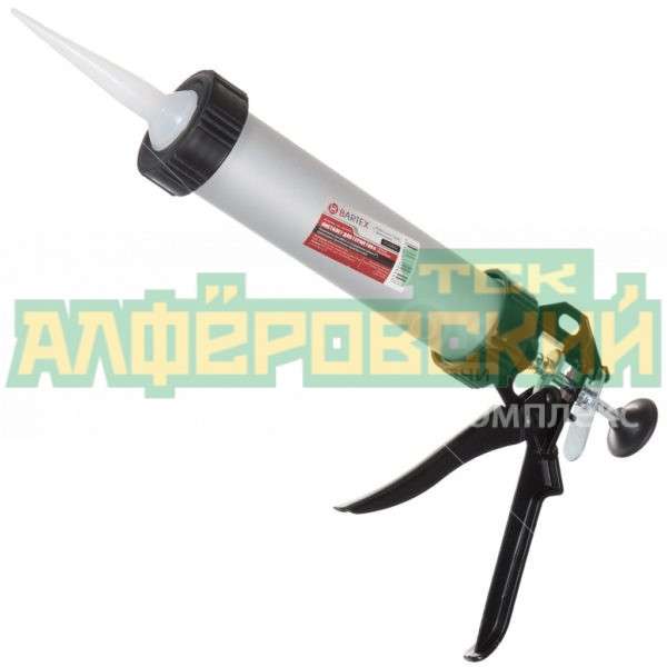 pistolet dlja germetika bartex yl150044 310 ml 5ddca7b9db234 600x600 - Пистолет для герметика Bartex Yl150044, 310 мл