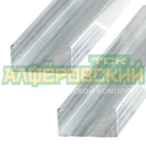 profil pp 0 6 27h60 mm 3 m 5dda4267306f0 300x300 - Профиль ПП 0.6, 27х60 мм, 3 м