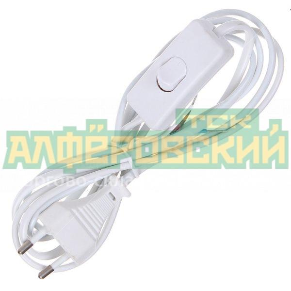 shnur s vilkoj i vykljuchatelem shvvp tdm electric sq1305 0001 2h0 75 2 2 m 5ddcedea054a4 600x600 - Шнур с вилкой и выключателем ШВВП TDM Electric SQ1305-0001, 2х0.75, 2.2 м