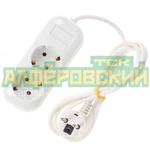 udlinitel jelektricheskij premium r 16 011 2 rozetki 3h0 75 s zazemleniem 7 m 5ddceccc835e2 300x300 - Удлинитель электрический Премиум Р-16-011 2 розетки 3х0.75 с заземлением, 7 м