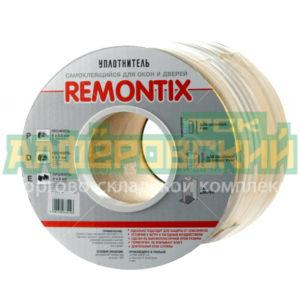uplotnitel rezinovyj remontix e belyj 4h9 mm 150 m 5dda4b7b8462a 300x300 - Уплотнитель резиновый Remontix E белый 4х9 мм, 150 м