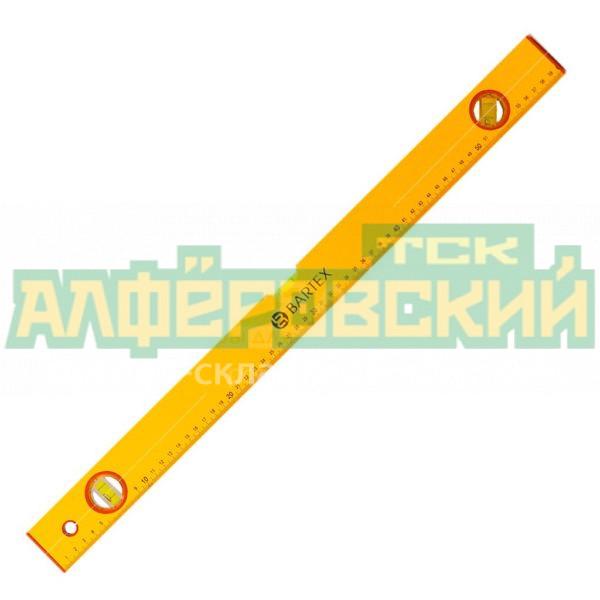 uroven stroitelnyj puzyrkovyj bartex 3 glazka zheltyj 0 6 m 5ddc2c96c17d6 600x600 - Уровень строительный пузырьковый Bartex 3 глазка желтый, 0.6 м