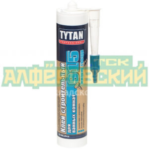 zhidkie gvozdi tytan 915 dlja vannyh komnat 440 ml 23349 belyj 5ddbd3823f78b 300x300 - Жидкие гвозди Tytan №915 для ванных комнат, 440 мл, 23349, белый