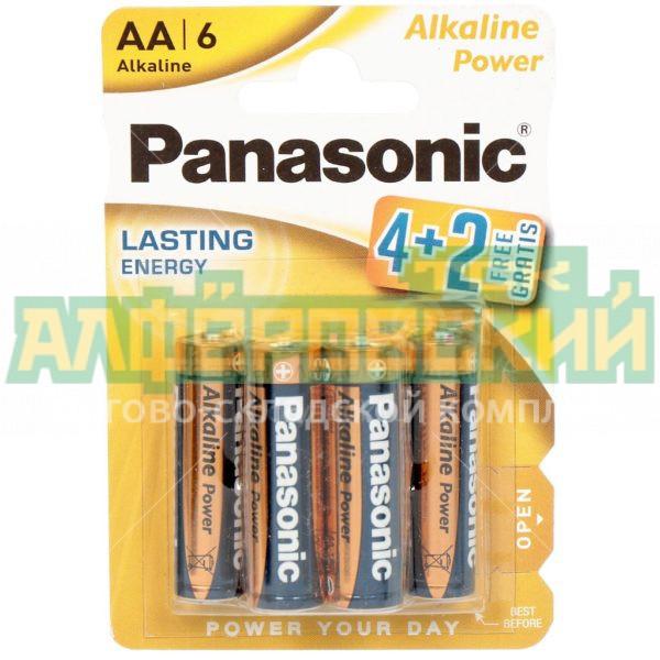 batarejka panasonic aa bl6 alkaline power cena za blister 6 sht 5defaddd59bc5 600x600 - Батарейка Panasonic AA BL6 Alkaline Power , цена за блистер 6 шт