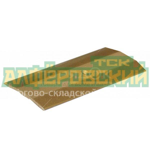 porog styk al 125 bronza 1 5 m 5e1a45b49cc5e 600x600 - Порог-стык АЛ-125 бронза, 1.5 м