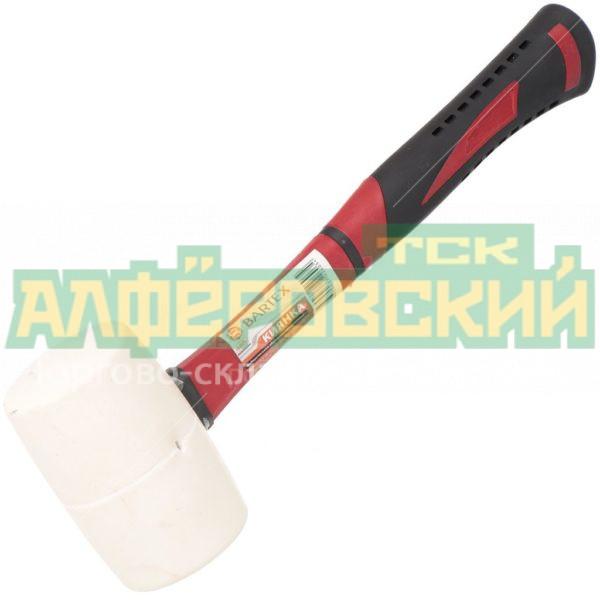 kijanka rezinovaja bartex b0202nw 680 s fiberglassovoj ruchkoj 680 g 5e4b01e02e612 600x600 - Киянка резиновая Bartex B0202NW/680 с фиберглассовой ручкой, 680 г