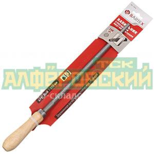 napilnik bartex kruglyj s derevjannoj ruchkoj 250 mm 5e4b05d481ebe 300x300 - Напильник Bartex круглый с деревянной ручкой, 250 мм