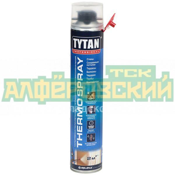 pena uteplitel napyljaemyj tytan professional thermospray 66220 870 ml 5e8204deee01b 600x600 - Пена-утеплитель напыляемый Tytan Professional Thermospray 66220, 870 мл