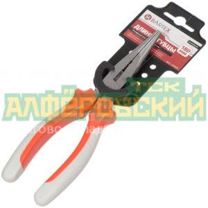 tonkogubcy bartex standart 913017 180 mm 5e5d7c1294c3a 300x300 - Тонкогубцы Bartex Стандарт 913017, 180 мм