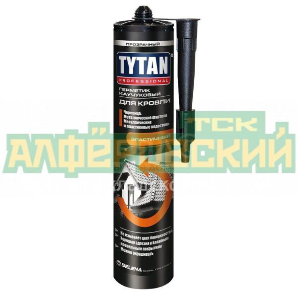 germetik kauchukovyj tytan 91455 prozrachnyj 310 ml 5e94799e6c3ba 600x600 - Герметик каучуковый Tytan 91455 прозрачный, 310 мл
