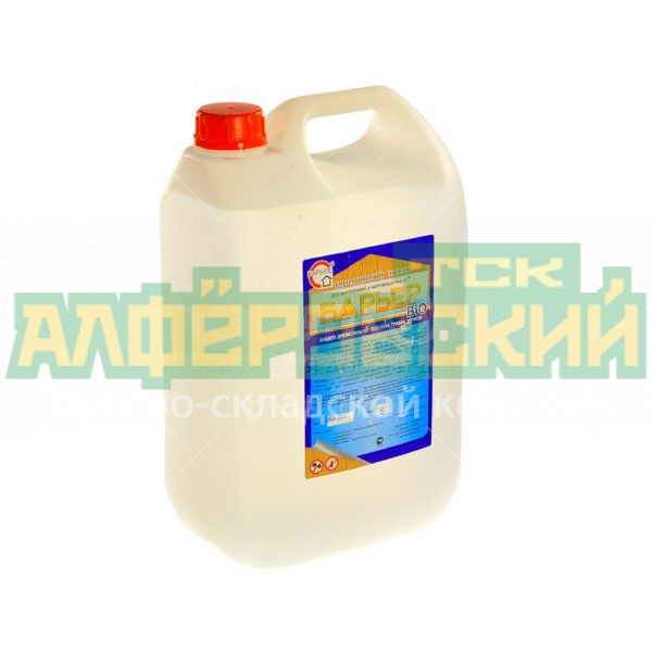 antiseptik dlja drevesiny barer bio prozrachnyj 5 l 5eb02802c06c1 600x600 - Антисептик для древесины Барьер-Био прозрачный, 5 л