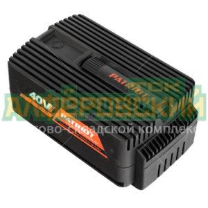 batareja akkumuljatornaja patriot bl406 li ion 6 ach 5ecd2506a315d 300x300 - Батарея аккумуляторная Patriot BL406 Li-Ion 6 Ач
