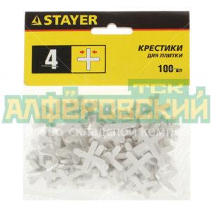 krestiki dlja plitki 4 mm 100 sht stayer 3380 4 5ec9308730369 300x300 - Крестики для плитки 4 мм, 100 шт, Stayer 3380-4