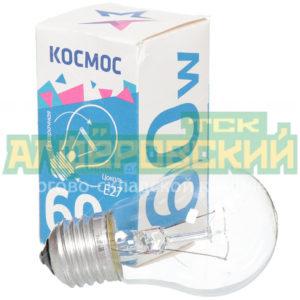lampa nakalivanija kosmos grusha brest 60 vt e27 5eb11499c2c66 300x300 - Лампа накаливания Космос Груша Брест, 60 Вт, E27