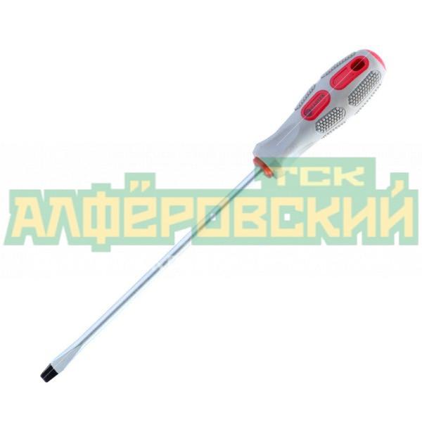 otvertka ploskaja bartex 8h200 mm 5eb08a52da495 600x600 - Отвертка плоская Bartex, 8х200 мм