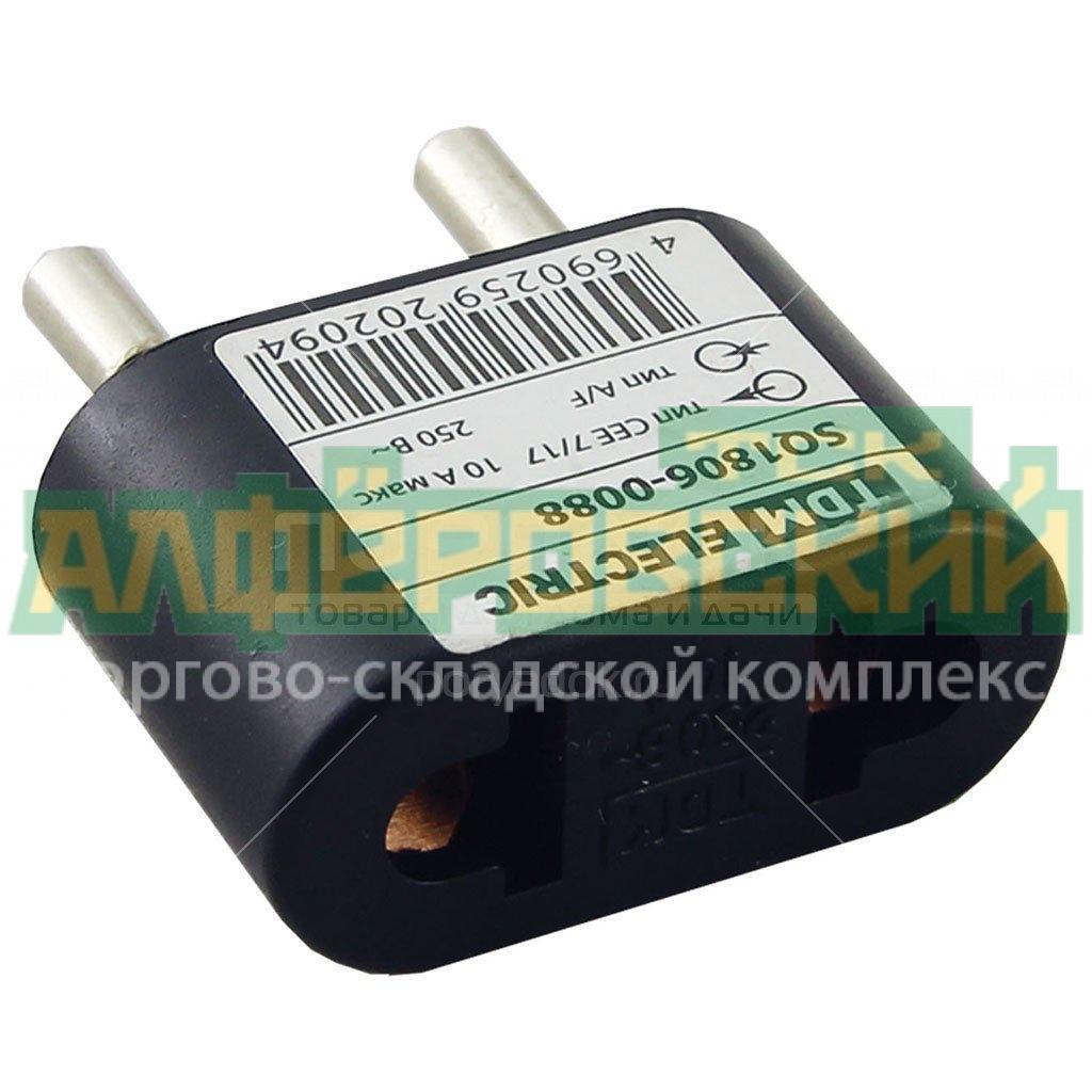 perehodnik elektricheskij tdm electric sq1806 0088 5efb460e6f2e4 - Переходник электрический TDM Electric SQ1806-0088