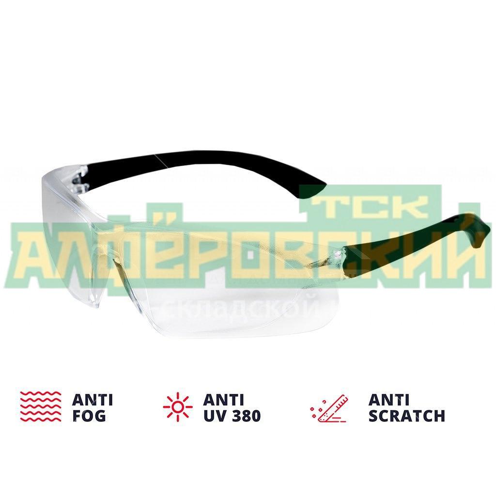 ochki zashhitnye prozrachnye ada visor protect 5f039ae0bd4b4 - Очки защитные прозрачные ADA VISOR PROTECT