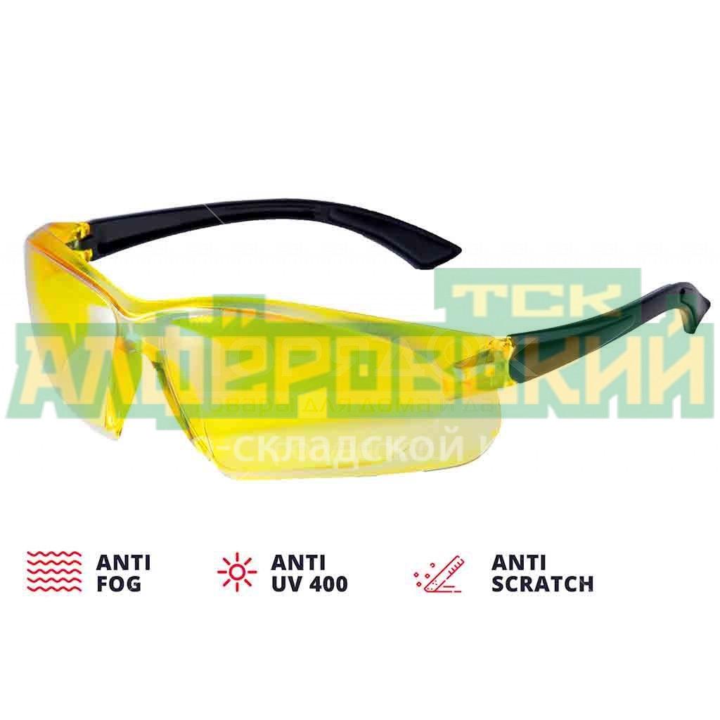 ochki zashhitnye zheltye ada visor contrast 5f039ad371db7 - Очки защитные желтые ADA VISOR CONTRAST