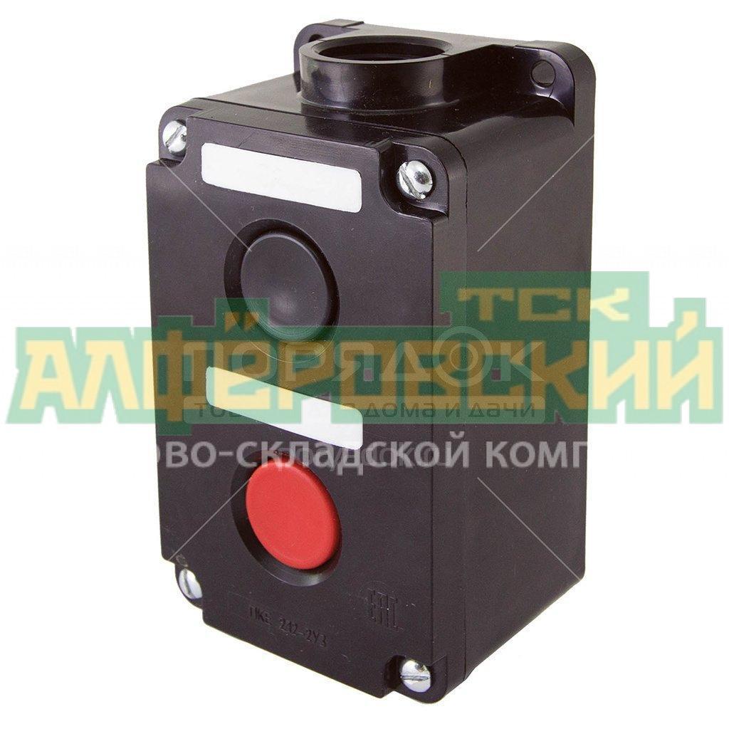 pereklyuchatel knopochnyj tdm electric post pke 212 2 sq0742 0003 ip40 5f0d67760edcb - Переключатель кнопочный TDM Electric Пост ПКЕ 212-2 SQ0742-0003 IP40