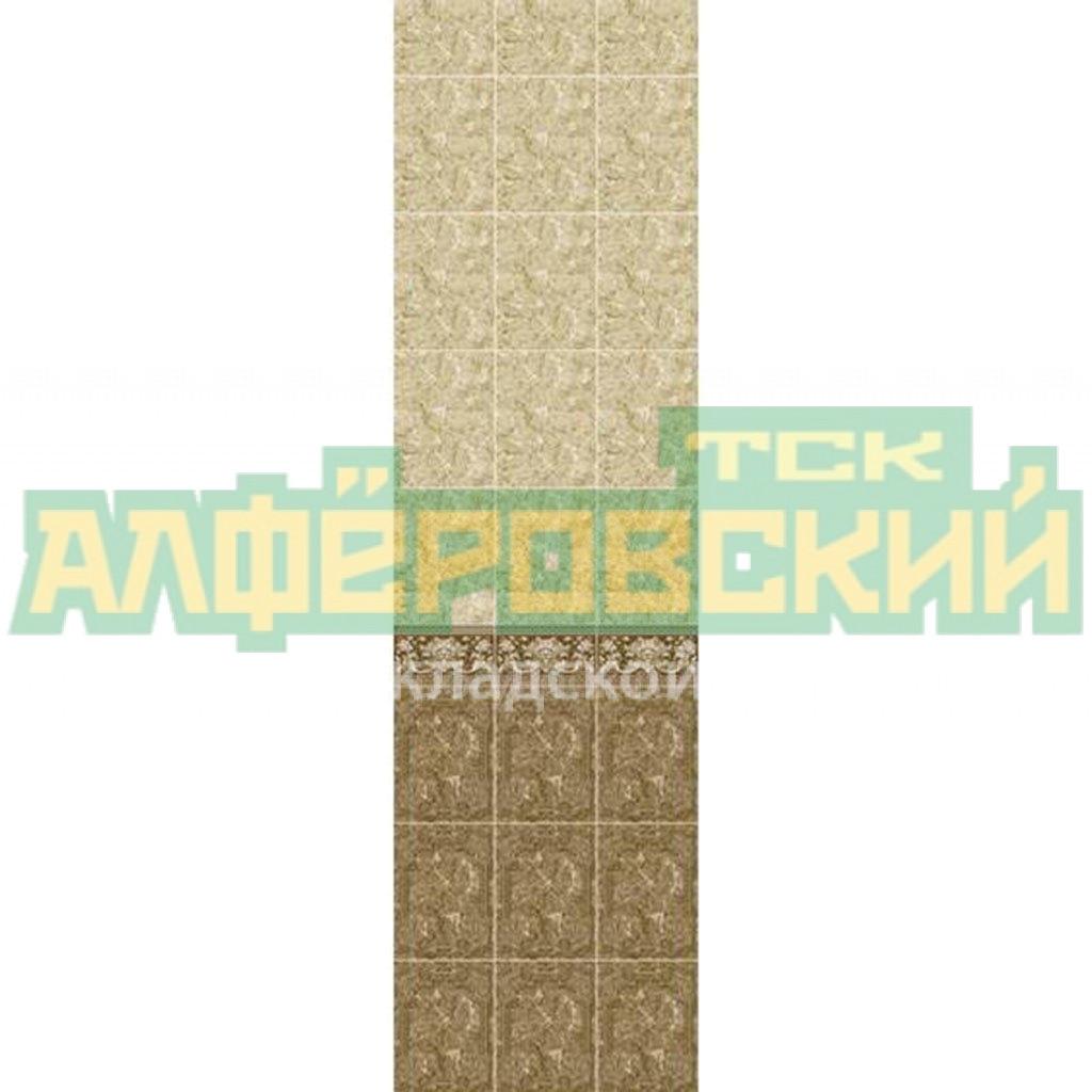 pvh panel akvaton lev korichnevaya 102 0 25h2 7 m 5f1d452aa3b19 - ПВХ панель Акватон Лев коричневая (102), 0.25х2.7 м