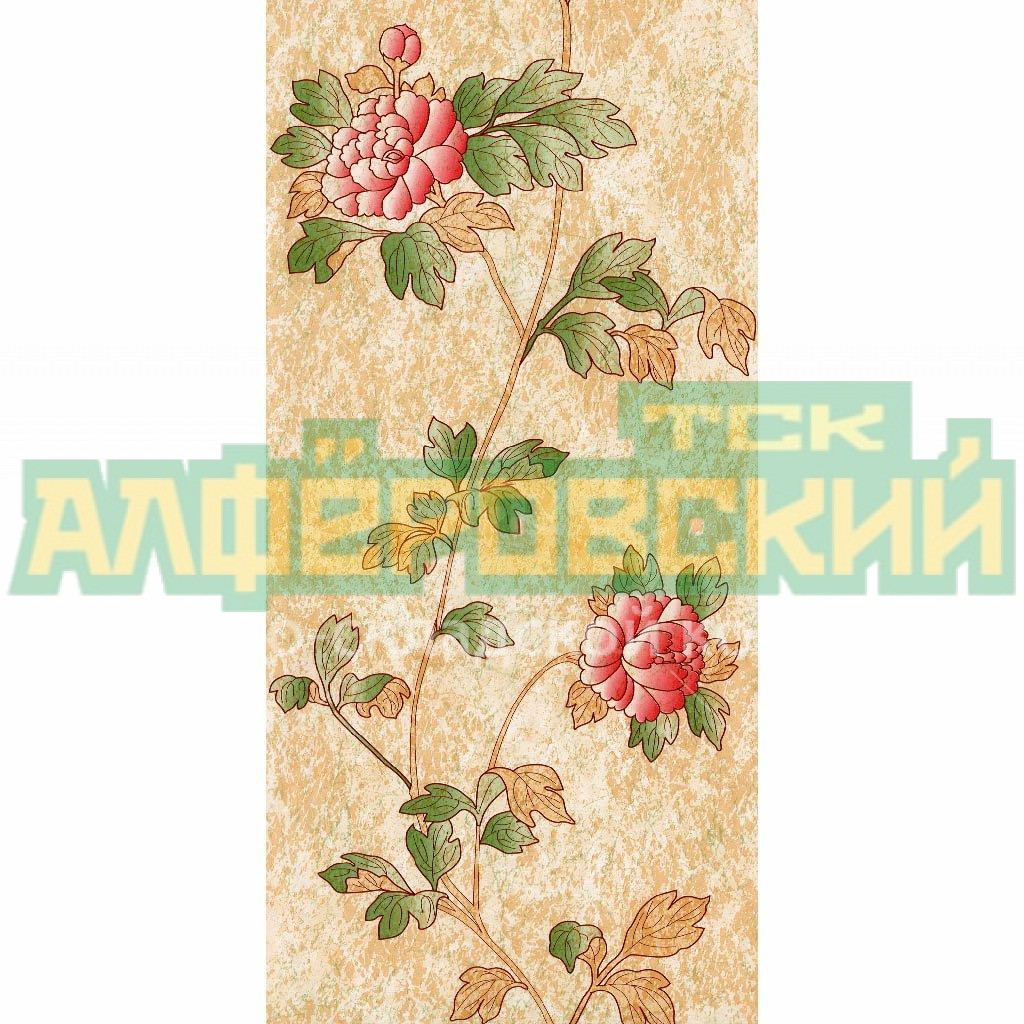 pvh panel stenoplast 9003 2 korolevskij czvetok 1sht 2 7025m 5f267f4681a4c - ПВХ панель Стенопласт 9003/2 королевский цветок 1шт 2.7*0,25м