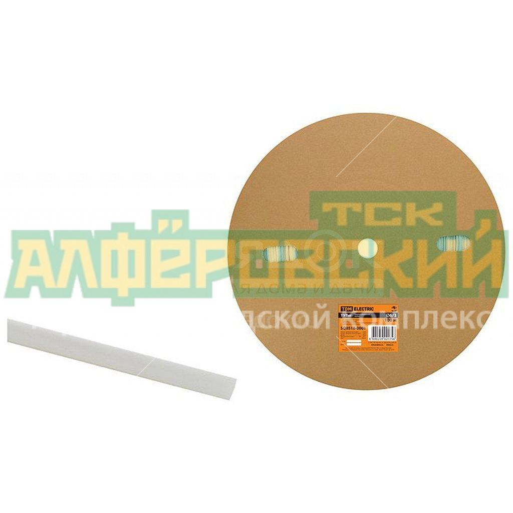termousadochnaya trubka tdm electric sq0518 0001 6 3 mm 100 m 5f32a73b088ba - Термоусадочная трубка TDM Electric SQ0518-0001 6/3 мм, 100 м