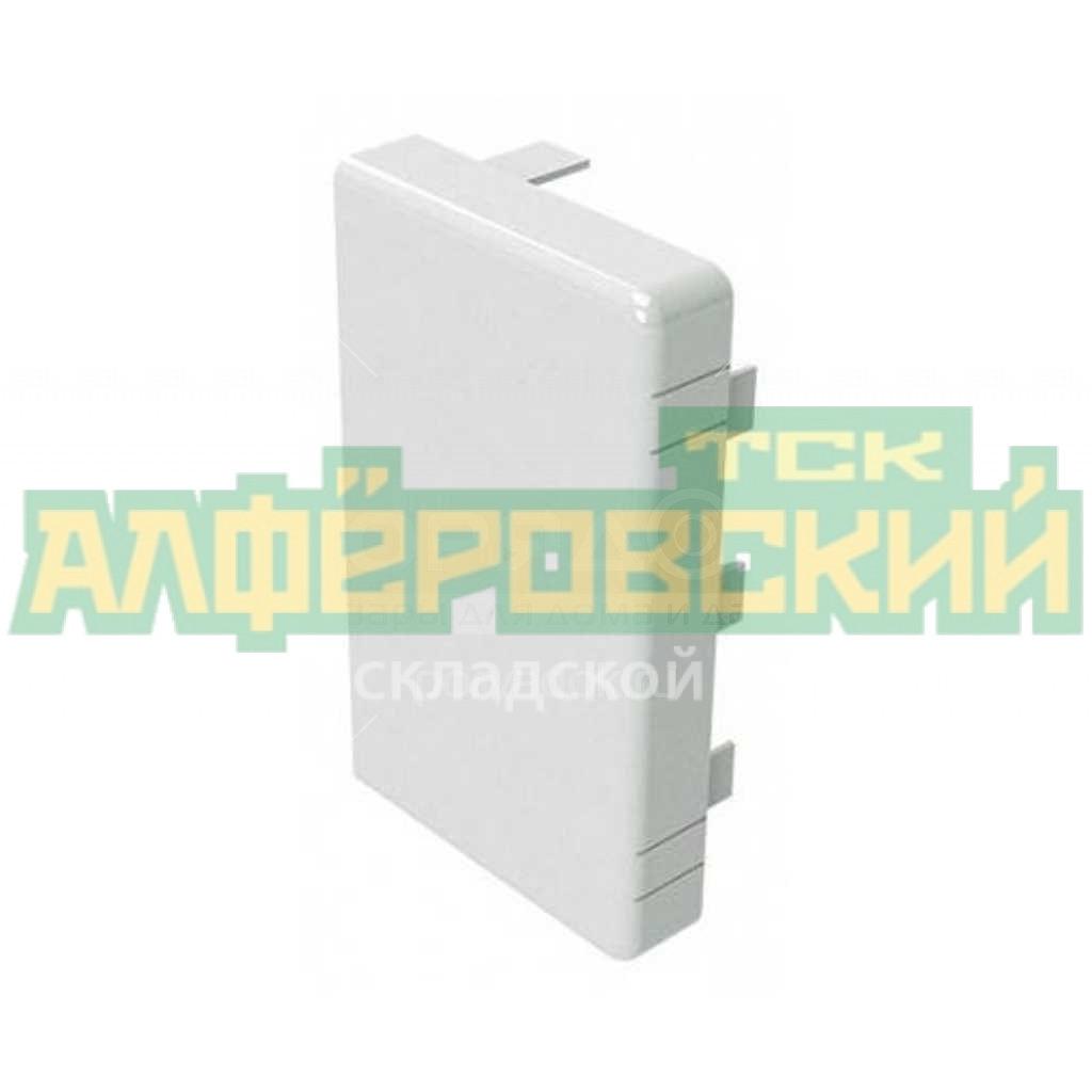 zaglushka dlya kabel kanala lan dks 00873 100h40 mm 5f4516be09ade - Заглушка для кабель-канала LAN ДКС 00873, 100х40 мм
