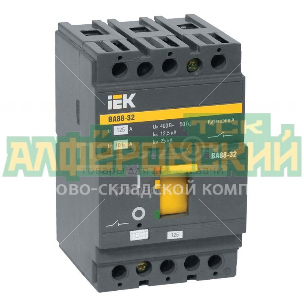 avtomaticheskij vyklyuchatel differenczialnogo toka iek va 88 32 3r 100 a 25 ka 5f57597ee41f3 - Автоматический выключатель дифференциального тока IEK ВА 88-32, 3Р, 100 А, 25 кА