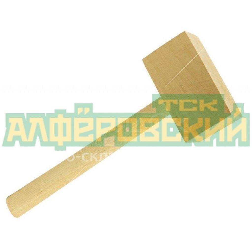 kiyanka derevyannaya 38 2 500 500 g 5f4d67d873102 - Киянка деревянная 38-2-500, 500 г