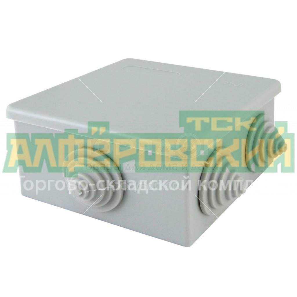 korobka raspayachnaya tdm electric sq1401 1255 op 100h100h50 mm 5f578de215198 - Коробка распаячная TDM Electric SQ1401-1255 ОП, 100х100х50 мм