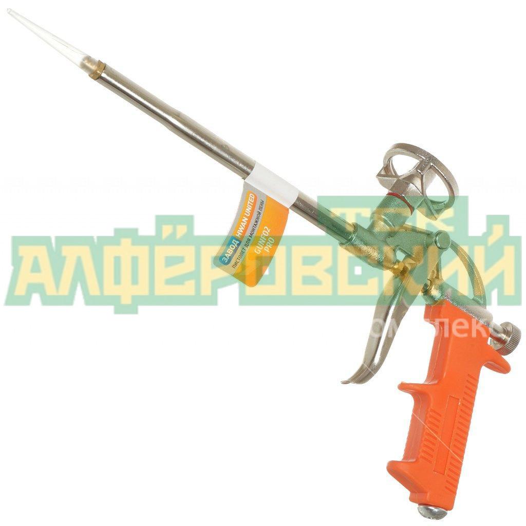 pistolet dlya montazhnoj peny gun fo2 pro 271001 641 200 5f5707022bcdf - Пистолет для монтажной пены Gun FO2 PRO 271001/641-200