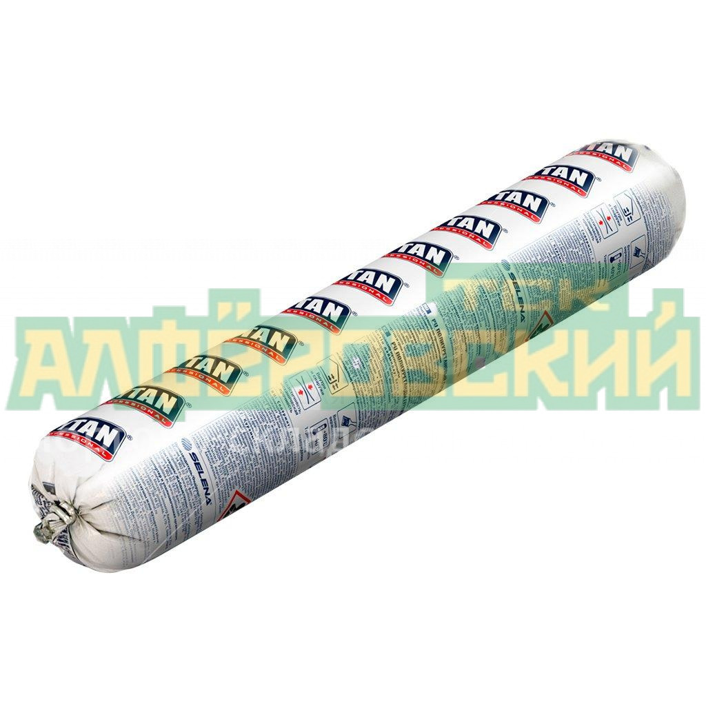germetik poliuretanovyj tytan pu25 26487 seryj 600 ml 5f846aa40613c - Герметик полиуретановый Tytan PU25 26487 серый, 600 мл