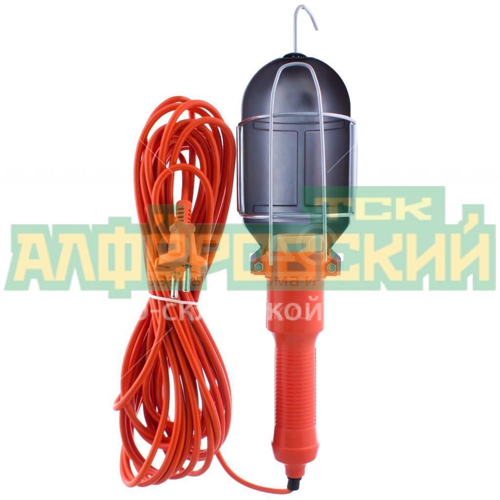 lampa perenosnaya start clb 101 10m oranzhevyj 10 m 5f8e8f6516044 - Лампа переносная Старт CLB 101-10M оранжевый, 10 м