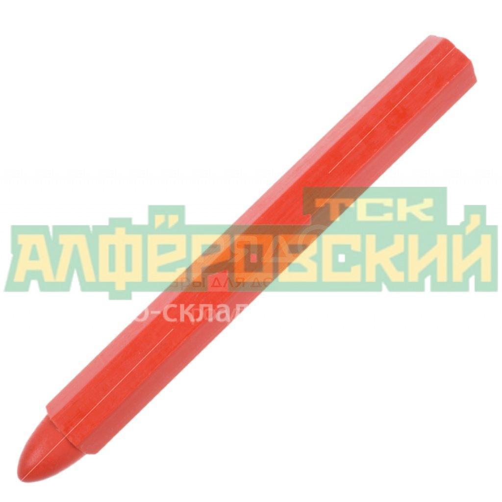 melki razmetochnye voskovye 13 0 101 6 sht krasnyj 5f7bf217bc82f - Мелки разметочные восковые 13-0-101, 6 шт, красный